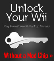 Unlock Wii for USB Loader